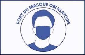 Port du masque obligatoire à Angers, Cholet, Saumur, Trélazé et Beaupreau,  commune déléguée - Services Etat Maine-et-Loire